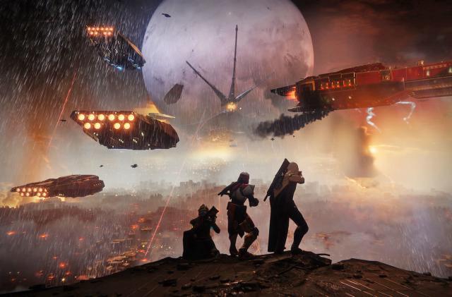 'Destiny 2' gives Bungie's online shooter the narrative it deserves
