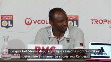 "Amical - Vieira : ""Gerrard aura du succès"""