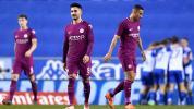 Man City's quadruple quest ends at FA Cup