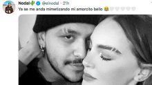 """El detalle de amor de Belinda y Christian Nodal: """"Ya se me anda mimetizando mi amorcito"""""""