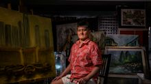 Singaporean artists create art to keep mental illnesses at bay