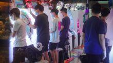 Crowds return to struggling Hong Kong businesses as coronavirus social-distancing rules eased