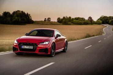 停產前的最後一舞,Audi TTS Competition Plus華麗轉身