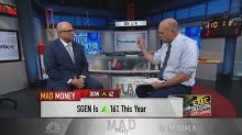 Seattle Genetics CEO talks new cancer treatment pipeline,...