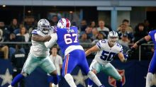 Memo to Bears: Former Bills left guard Quinton Spain is on the market