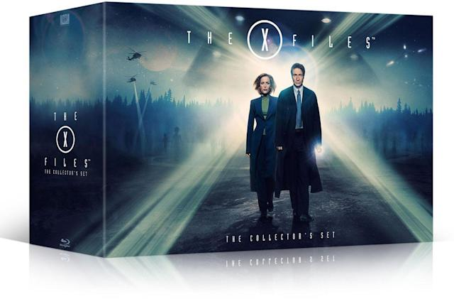 What's on your HDTV: 'X-Files' Blu-ray, 'The Ridiculous Six'
