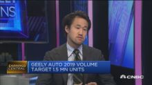 Analyst: Geely Automobile is 'very good' at planning ahea...