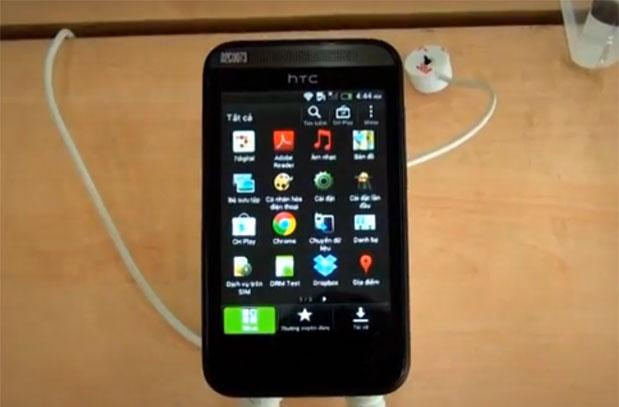 HTC Desire 200 surfaces in Vietnam with 3.5-inch display and Android 4.0