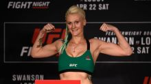 UFC fighter Cindy Dandois finds inspiration from an unusual source