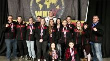 N.L. team brings home memories and a lot of hardware from world championships