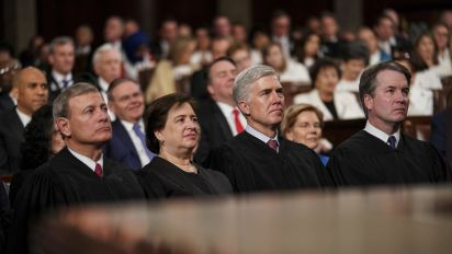 Supreme Court term 'was one shock after another'