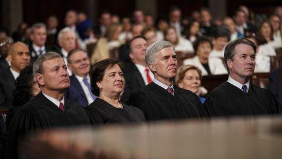 Blockbuster cases mark Supreme Court term