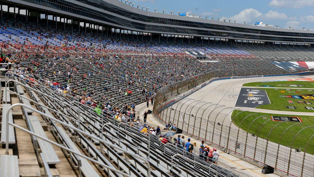Texas Motor Speedway to host polling site for election