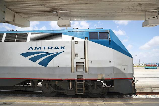 Request a Lyft inside the Amtrak app when your train arrives