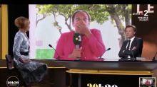 Christiane Taubira danse en duplex sur France 2 sans se savoir filmée