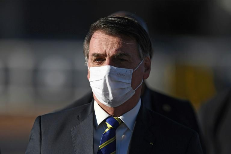 Brazilian president Jair Bolsonaro has minimized the risks of what he initially called 'a little flu' and flouted social distancing rules