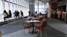 【柯士甸】高空中的二人下午茶!Café 100 by The Ritz-Carlton