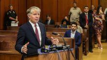 Manhattan DA's office drops more than 3,000 open marijuana cases