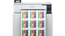 Epson Introduces its First 24-Inch Desktop Dye-Sublimation Printer
