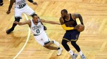James, Cavs KO Celts, set up rematch vs. Warriors