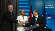EU, Cuba build ties in face of US pressure