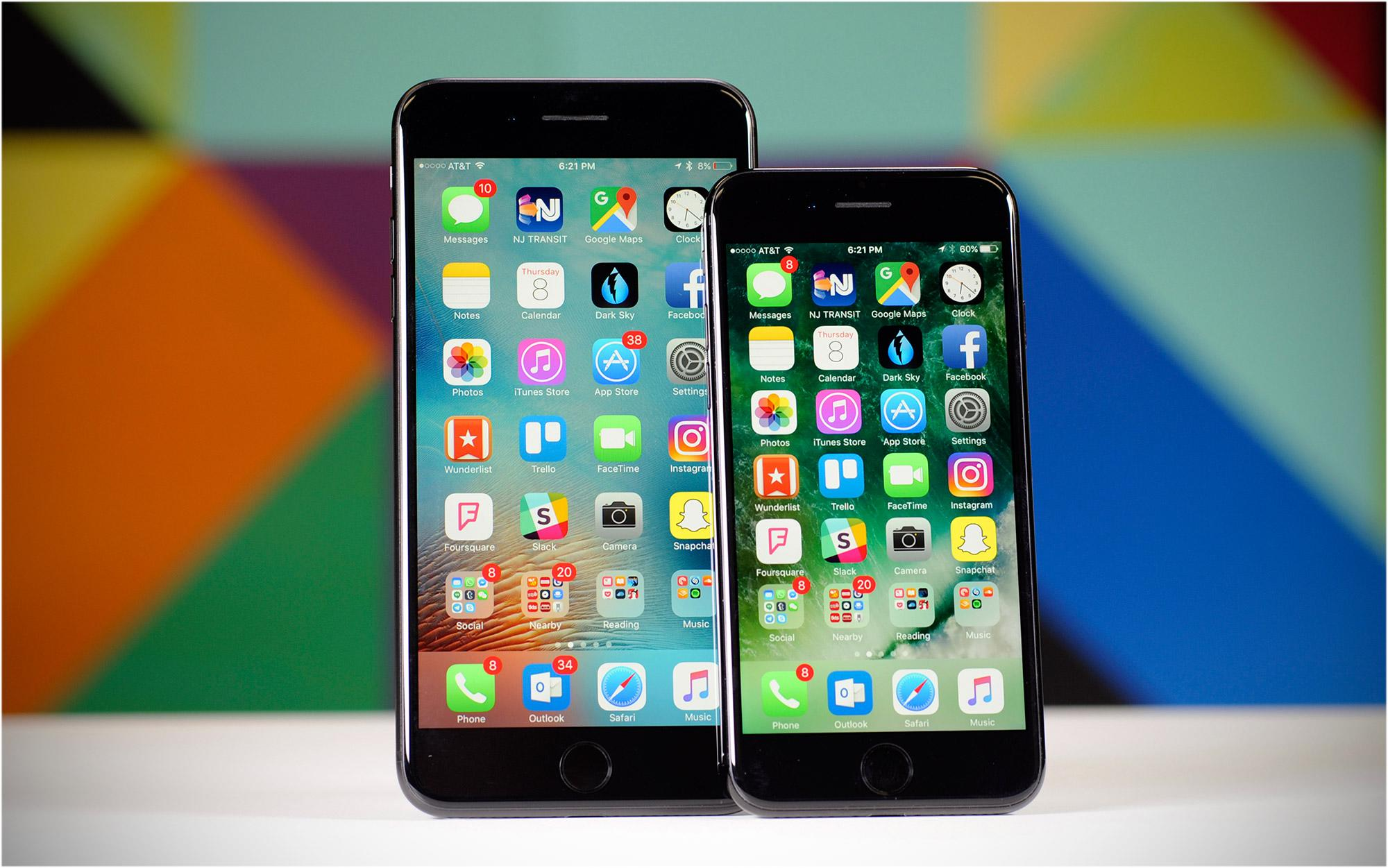 The bottom line: Engadget on the iPhone 7 and 7 Plus