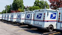 Amazon actually helps money-losing USPS, but probably not for long