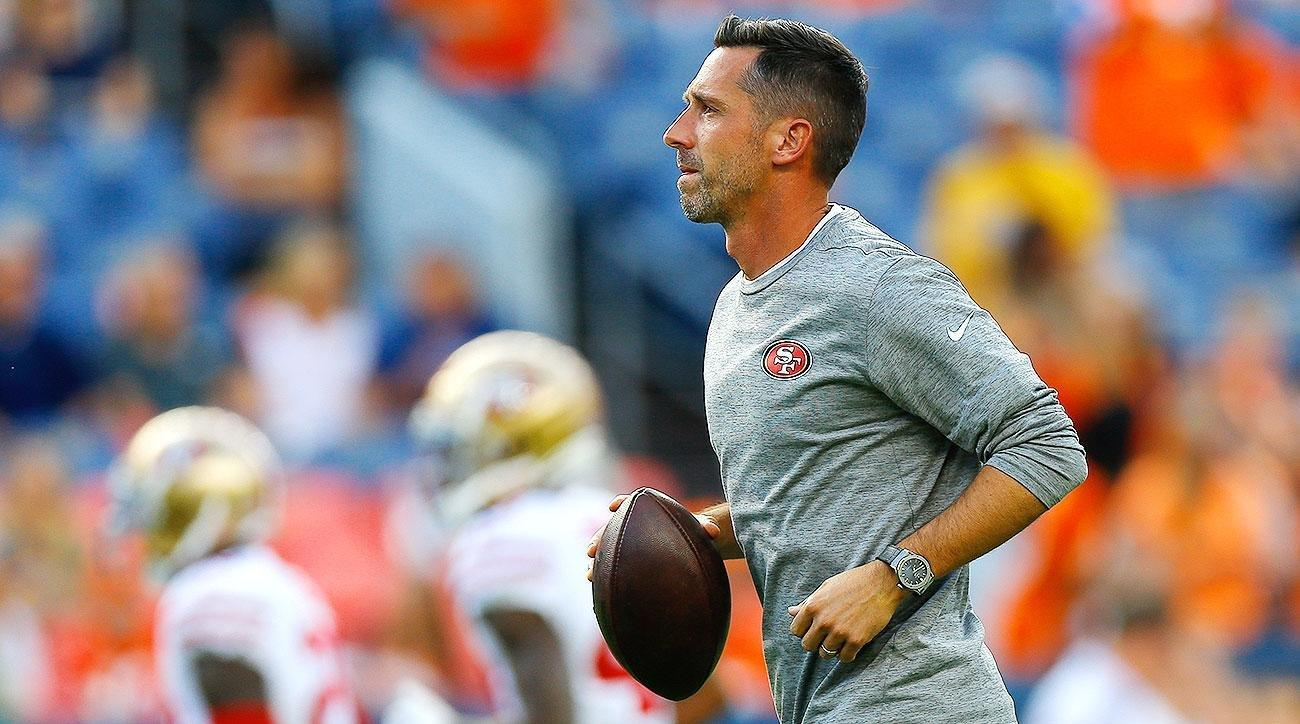 Why Kyle Shanahan Doesn't Think the NFL's Offensive Revolution Is that Revolutionary