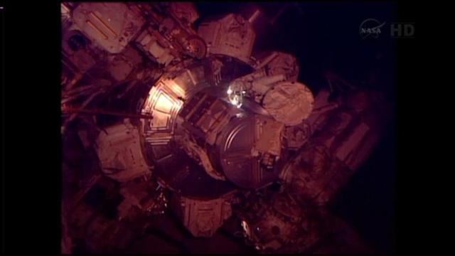 Spacewalk Underway After Delay Caused By Suit Leak
