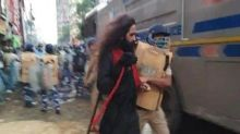 Wife of Arrested Sikh Man, Whose Turban Fell off During Clash with Cops, to Protest Outside CM Mamata's Office