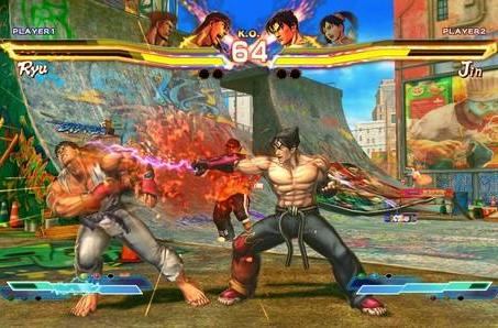 Street Fighter X Tekken tags in big balance update Jan. 29