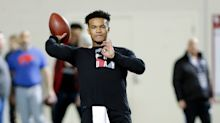 Odds drop on Kyler Murray at No. 1 as NFL draft's top pick still uncertain