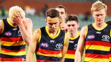 Adelaide Crows set embarrassing AFL history in latest loss
