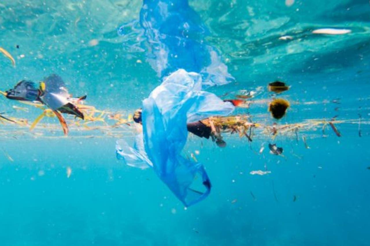 El paraíso turístico en el que hay 7 veces más plástico que peces - Yahoo Deportes