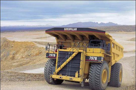 Caterpillar and CMU team up to create world's largest robotic monster truck