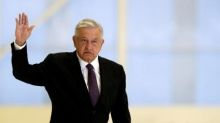 Mexican president Amlo says he will wear mask 'when there is no corruption'