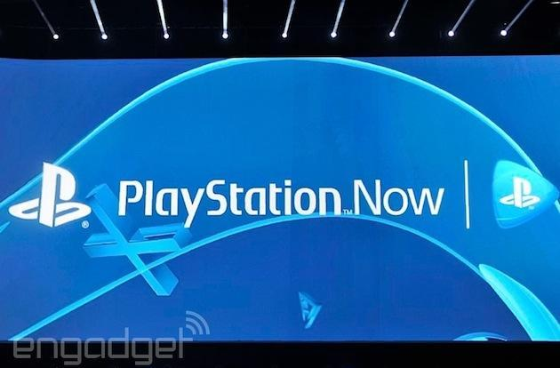 Sony explains what's in the PlayStation Now open beta for PS4