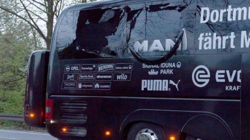 Anschlag auf den BVB-Bus - Angeklagter bleibt in U-Haft