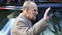 Prince Philip, queen's husband, uninjured after car accident