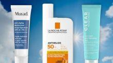 Best facial SPFs for acne prone skin