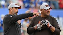 Todd Haley on Myles Garrett's helmet swing: 'This falls squarely on the head coach'