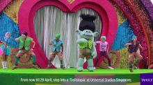 TrollsTopia at Universal Studios Singapore