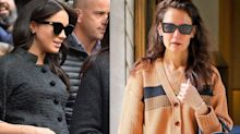 Meghan Markle & Katie Holmes' Favorite Sunglasses Brand Is Having a Sale