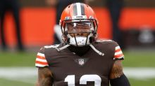 Browns send Odell Beckham home due to illness