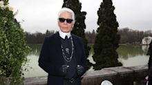 """Viudo de Karl Lagerfeld: """"En 10 años jamás vi su torso desnudo"""""""