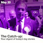 The Catch-up: Why do people keep throwing milkshakes at politicians?