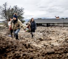 Major storm slams California, triggering landslides