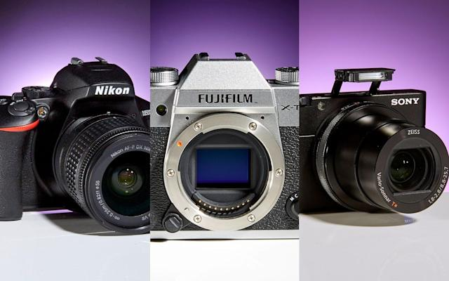 The best cameras to give as gifts