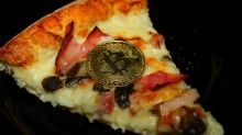 Heute: 8. Bitcoin Pizza Day