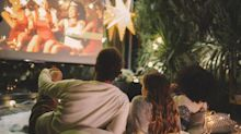 How to host the ultimate backyard movie night at home